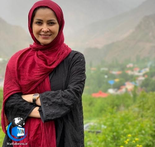 بیوگرافی «زهره سادات هاشمی» مجری و گوینده تلویزیون و رادیو +  زندگی شخصی و عکس