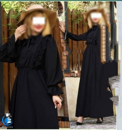 جدیدترین مدل های لباس مجلسی مشکی زنانه 1400