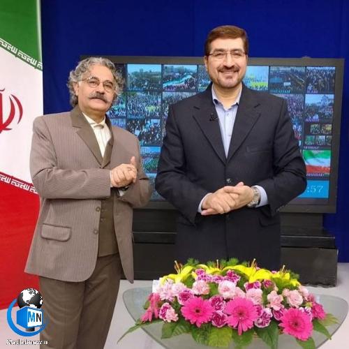 بیوگرافی «محمد رحمان نظام اسلامی» مجری و گوینده قدیمی تلویزیون + ماجرای جانبازی و عکس