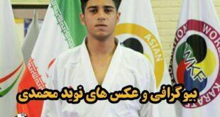 نوید محمدی یکی از قهرمانان جوانان ایرانی در رشته کاراته می باشد در ادامه با بیوگرافی و شرح فعالیت ها و مدالهای این قهرمان با ما همراه باشید
