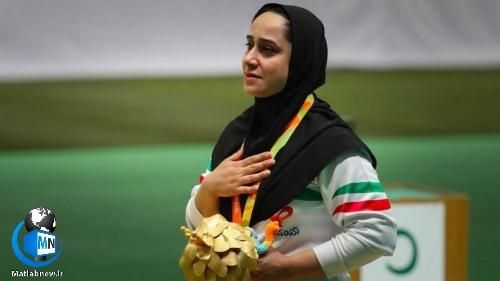 بیوگرافی «ساره جوانمردی» قهرمان تیراندازی پارالمپیک توکیو ۲۰۲۰ + همسر و زندگی شخصی