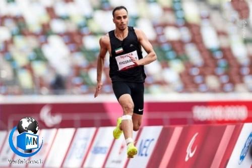 بیوگرافی «امیر خسروانی» قهرمان پارالمپیکی رشته پرش طول + مدالها و افتخارات ورزشی
