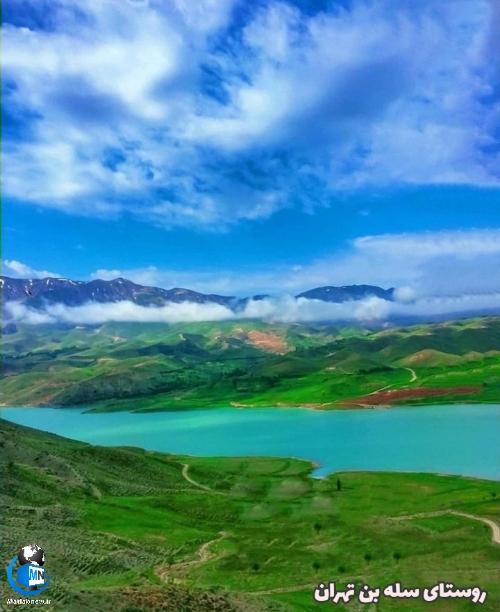معرفی خنک ترین نقاط ایران