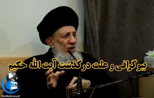 بیوگرافی و علت درگذشت «آیت الله حکیم» + معرفی آثار و شاگردان