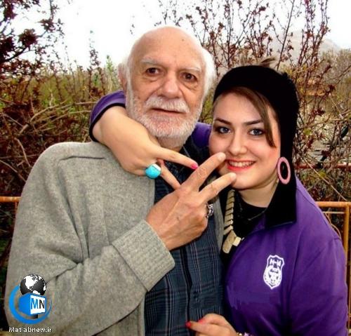 بیوگرافی «گلشید اقبالی» و همسرش + فعالیتهای بازیگری از کودکی تا جوانی