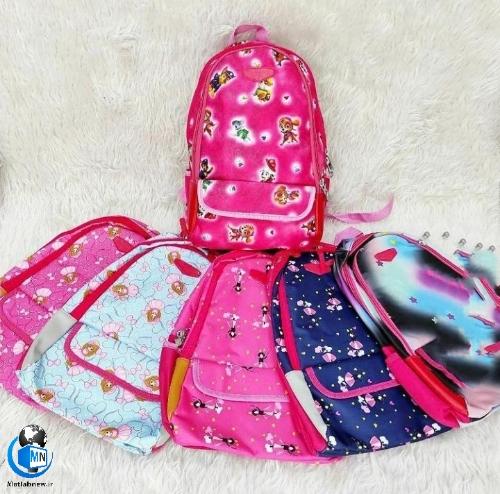 انواع مدل های کوله پشتی مدرسه دخترانه 1401