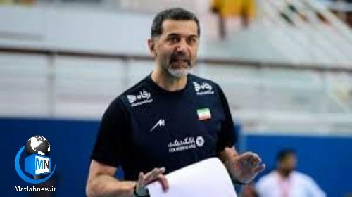 بیوگرافی بهروز عطایی سرمربی تیم ملی والیبال ایران + همسر،فرزندان و سوابق
