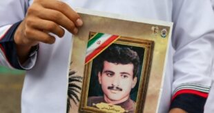 پیکر شهید سید فاضل مدنی، پس از 39 سال و در طی عملیات تفحص، کشف و پیکر این شهید عزیز شناسایی شد
