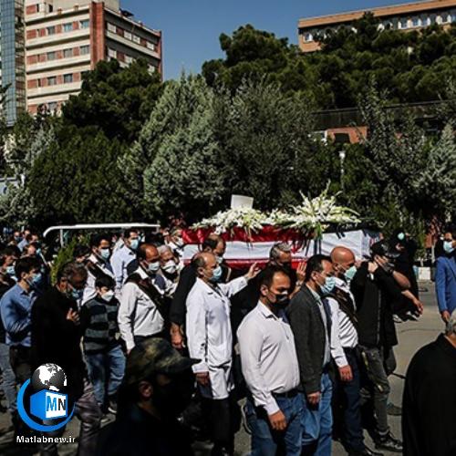 بیوگرافی و علت درگذشت دکتر (زهرا خدابنده لو) پزشک بیمارستان امام خمینی (ره)