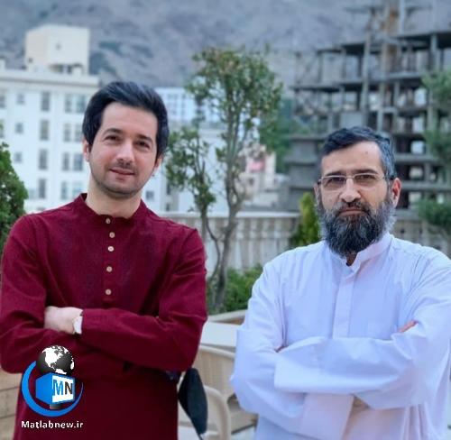 بیوگرافی «نجم الدین شریعتی» و همسرش + اینستاگرام و زندگی شخصی