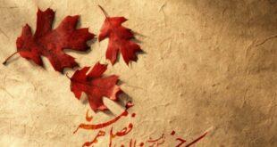 همه ی شاعران که طعم پاییز را چشیده اند، غزلی، تک بیتی، دو بیتی و شعری در وصف زیبایی های آن سروده اند تا دین خود را به همه زیبایی ادا کنند