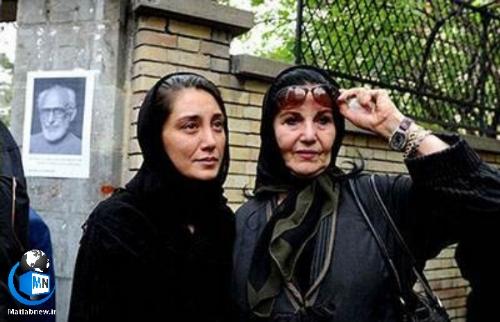 بیوگرافی پوری بنایی و همسرش بهروز وثوقی