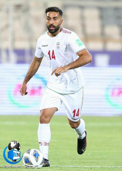 بیوگرافی «سامان قدوس» فوتبالیست و همسرش + اینستاگرام و باشگاه ها