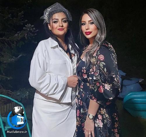 لیلا ایرانی بازیگر برنامه دورهمی کشف حجاب کرد؟ + سالگرد ازدواج لیلا ایرانی در ترکیه