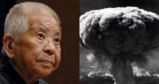 سونائو تسوبوی تنها بازمانده بمباران اتمی هیروشیما در طی جنگ جهانی سال 1945 در 28 اکتبر 2021 درگذشت